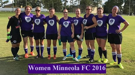 Women Minneola 2016